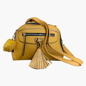 Tumi – Mustard Yellow
