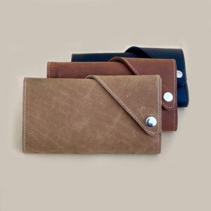 Travel Clutch Wallet